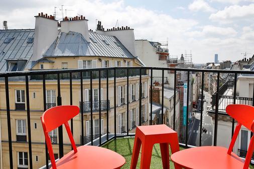 快乐文化约瑟芬酒店 - 巴黎 - 阳台