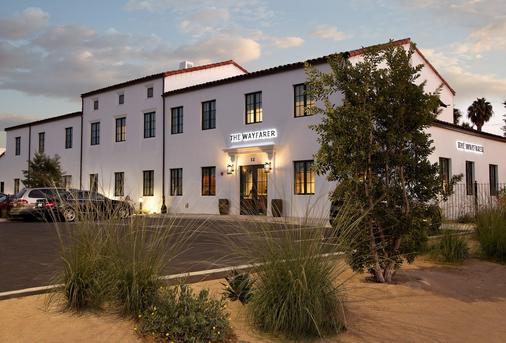 徒步旅行者旅馆 - 圣巴巴拉 - 建筑