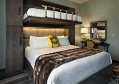 徒步旅行者旅馆 - 圣巴巴拉 - 睡房
