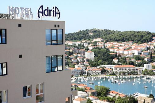 亚德里亚酒店 - 杜布罗夫尼克 - 建筑