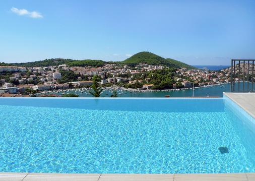 亚德里亚酒店 - 杜布罗夫尼克 - 游泳池