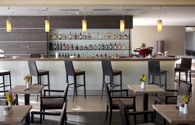亚得里亚海酒店 - 杜布罗夫尼克 - 酒吧