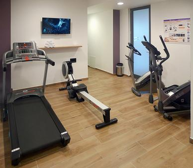 亚德里亚酒店 - 杜布罗夫尼克 - 健身房