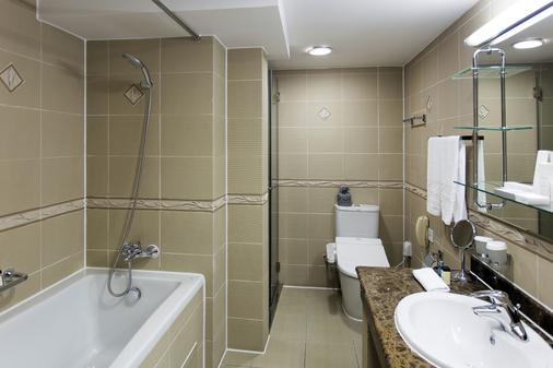 汗宫凯宾斯基酒店 - 乌兰巴托 - 浴室