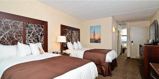 水牛城大酒店 - 布法罗 - 睡房