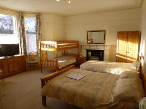 威克里夫酒店 - 福克斯通 - 睡房