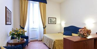 圣彼得科特酒店 - 罗马 - 睡房