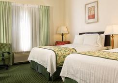 奥兰多机场万豪费尔菲尔德套房酒店 - 奥兰多 - 睡房