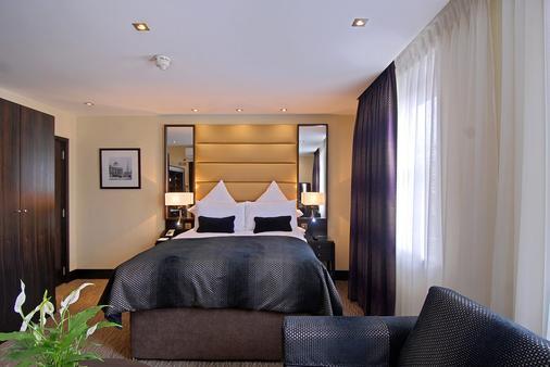 伦敦大理石拱门沙夫茨伯里套房 - 伦敦 - 睡房