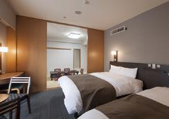 心斋桥多米酒店 - 大阪 - 睡房