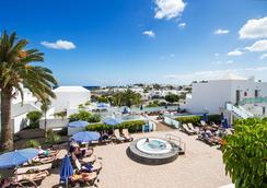 兰萨罗特乡村酒店 - Puerto del Carmen - 游泳池