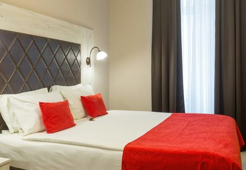 尔格莱德市酒店 - 贝尔格莱德 - 浴室