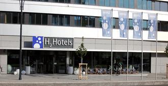 柏林亚历山大广场H2酒店 - 柏林 - 建筑