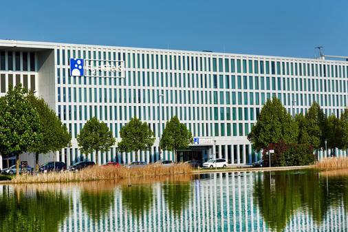 慕尼黑梅瑟 H2 酒店 - 慕尼黑 - 建筑