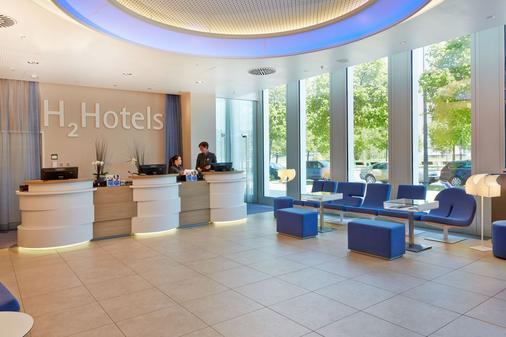慕尼黑梅瑟 H2 酒店 - 慕尼黑 - 柜台