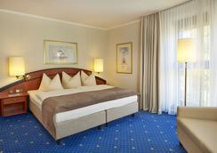 汉堡伯格多夫H4酒店 - 汉堡 - 睡房