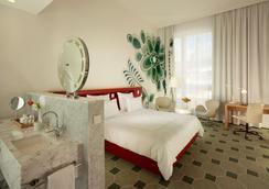 德累斯顿城堡特里夫酒店 - 德累斯顿 - 睡房
