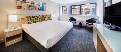 温耶德旅客之家酒店 - 悉尼 - 睡房
