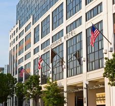 华盛顿特区市中心万丽酒店