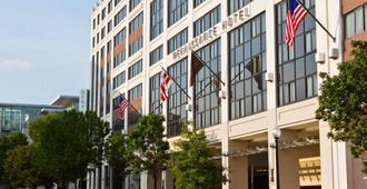 华盛顿特区市中心万丽酒店 - 华盛顿 - 建筑