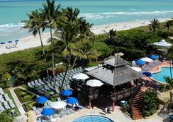 亚历山大酒店 - 迈阿密海滩 - 海滩