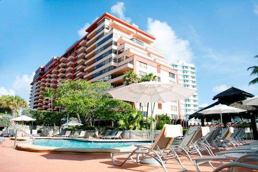 亚历山大酒店 - 迈阿密海滩 - 建筑