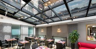 布里斯托尔三角酒店 - 布达佩斯 - 餐馆