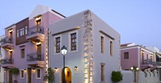 维斯奥广场独家公寓 - 罗希姆诺 - 建筑