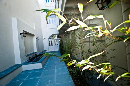 梅尔罗斯酒店及套房 - 新奥尔良 - 露台