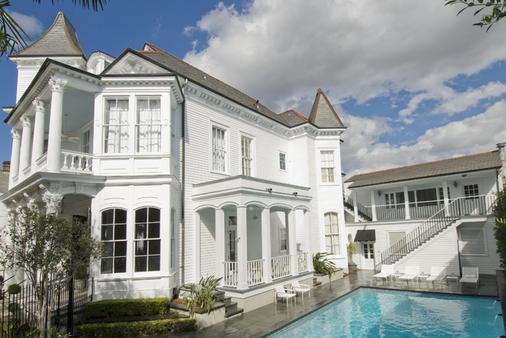 梅尔罗斯酒店及套房 - 新奥尔良 - 建筑
