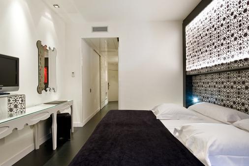 温齐66号酒店 - 马德里 - 睡房