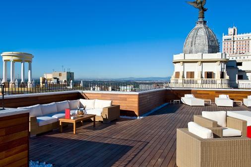 温齐66号酒店 - 马德里 - 露天屋顶