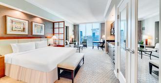 拉斯维加斯署名喷气奢华酒店 - 拉斯维加斯 - 睡房