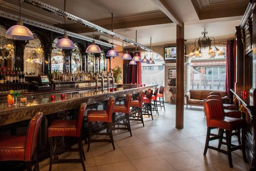 三位一体城市酒店 - 都柏林 - 酒吧