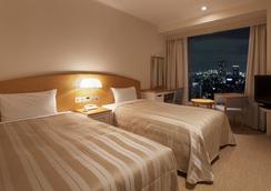 品川王子大飯店 - 东京 - 睡房