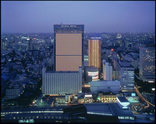 品川王子大饭店 - 东京 - 建筑