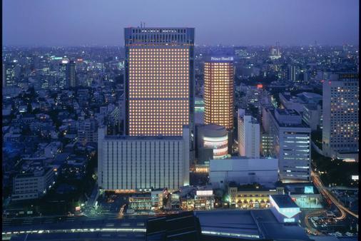 品川王子大飯店 - 东京 - 建筑
