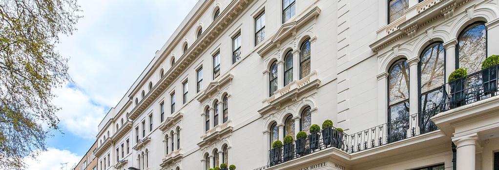 伦敦别墅酒店 - 伦敦 - 建筑