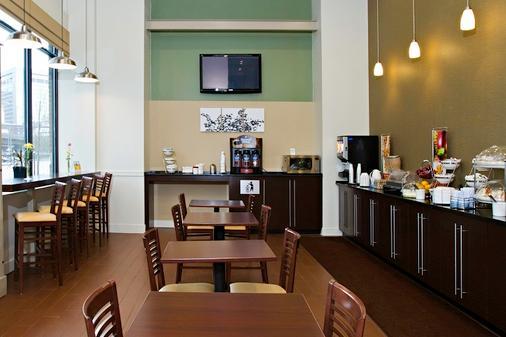 英纳哈波尔市中心司丽普旅馆&套房酒店 - Baltimore - 餐馆