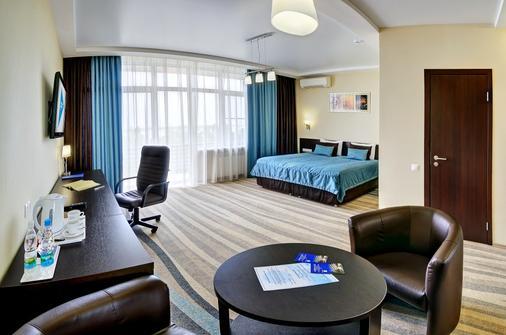 斯坦德酒店 - 伏尔加格勒 - 睡房