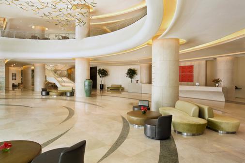希尔顿首都大阿布扎比酒店 - 阿布扎比 - 大厅