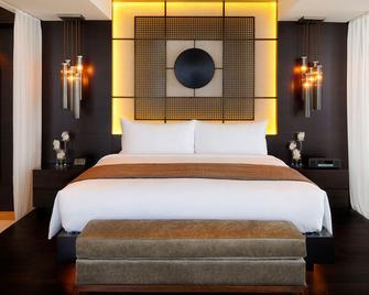 迪拜马奎斯jw万豪酒店 - 迪拜 - 睡房