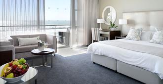 泻湖海滩酒店公寓 - 开普敦 - 睡房