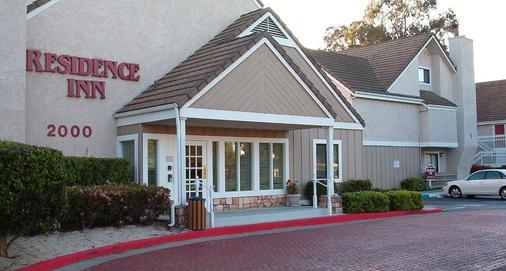 原住客栈万豪旧金山机场圣马特奥酒店 - 圣马特奥市 - 建筑