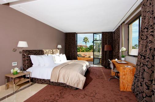 马拉喀什纳马斯卡皇宫酒店 - 马拉喀什 - 睡房