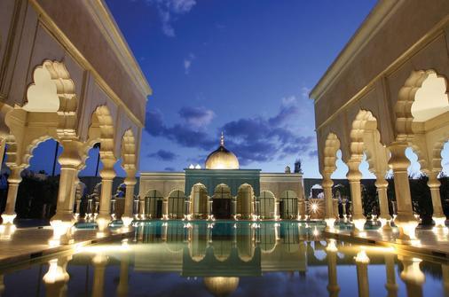 马拉喀什纳马斯卡皇宫酒店 - 马拉喀什 - 建筑