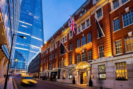 伦敦桥酒店 - 伦敦 - 建筑