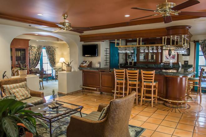 圣路易斯奥比斯波品质酒店 - 圣路易斯-奥比斯保 - 酒吧