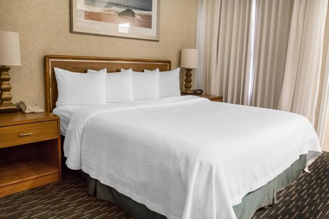 圣路易斯奥比斯波品质酒店 - 圣路易斯-奥比斯保 - 睡房