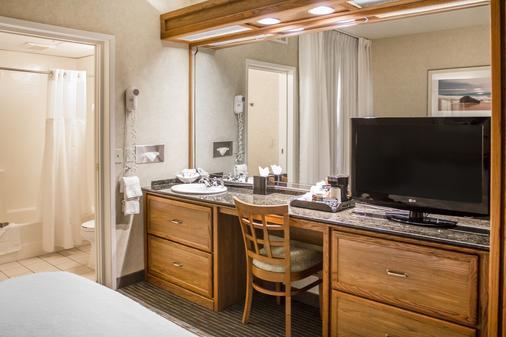 圣路易斯奥比斯波品质酒店 - 圣路易斯-奥比斯保 - 浴室